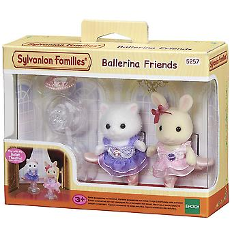 Sylvanian Families Ballerina Friends Playset