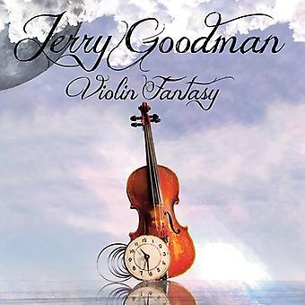Jerry Goodman - Violin Fantasy [CD] USA import