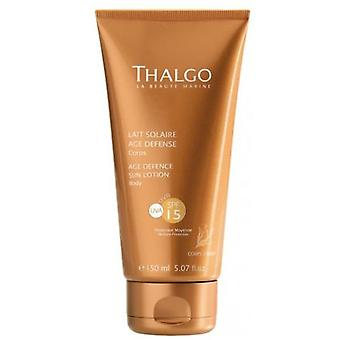 Thalgo Age Defense Lotion Spf15 150 Ml Sun (Woman , Cosmetics , Sun Care , Protectors)
