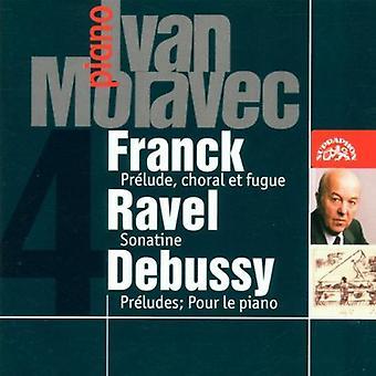 Ivan Moravec - importación de Estados Unidos Ivan Moravec juega la canción francesa [CD]