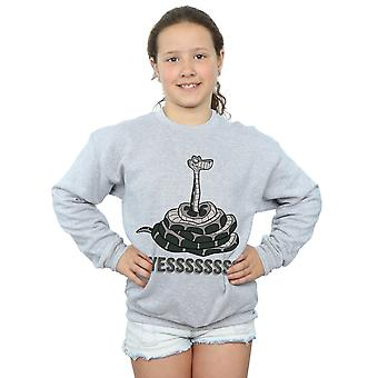 Oui Disney filles The Jungle Book Kaa Sweatshirt