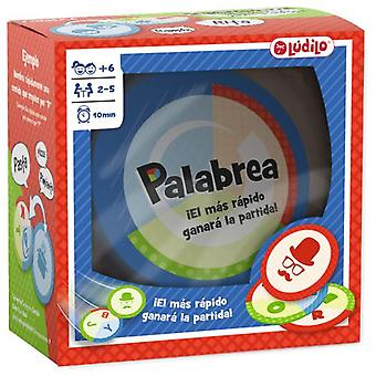 Smart Games Palabrea (Toys , Boardgames , Logic And Ingenuity)