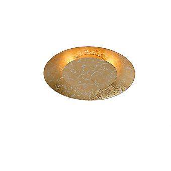 Lucide FOSKAL Ceiling Light LED 6W 21.5cm Brass