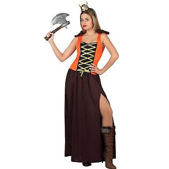 Women costumes Women Viking woman costume size