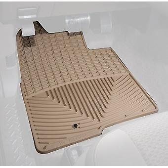 WeatherTech Trim to Fit Front Rubber Mats for Select Chevrolet/GMC/Cadillac Models (Tan)