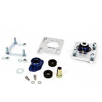 BBK 2527 Caster Camber Alignment Kit for Ford Mustang - CNC Machined Billet Aluminum With Clean Anodized Finish