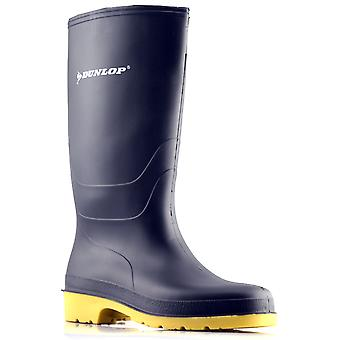 Boys Girls Ladies Womens New Branded Dunlop Wellington Boots Shoes