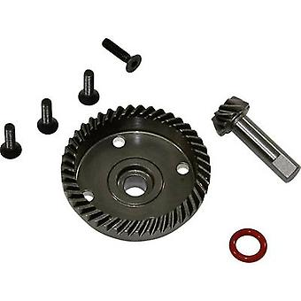 Spare part Team C T08636 43-tooth face gear & 10-tooth pinion