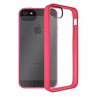 Griffin Technology - Griffin Reveal Case for Apple iPhone 5 - Flurofire And Clear