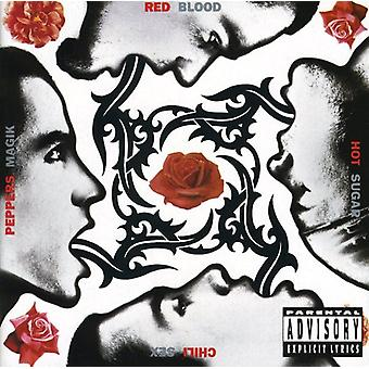 Red Hot Chili Peppers - Blood Sugar Sex Magik [CD] USA importare