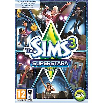 The Sims 3: Superstar (Showtime) (PC/Mac DVD)