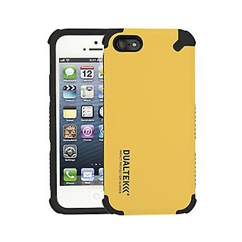 Puregear DualTek Extreme Impact Case with 3M Ear for Apple iPhone 5 (Yellow)