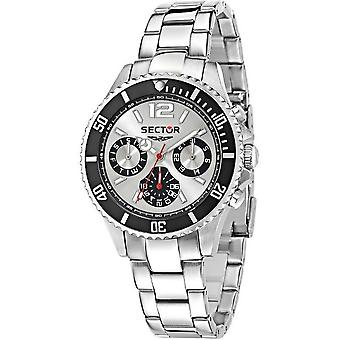 Sector watches mens watch 230 multifunction R3253161012