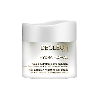 DECLEOR Hydra Floral anti-pollution hydratante Gel-crème