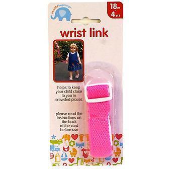Beautiful Beginnings Wrist Link