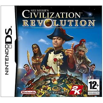 Sid Meiers Civilization Revolution (Nintendo DS)