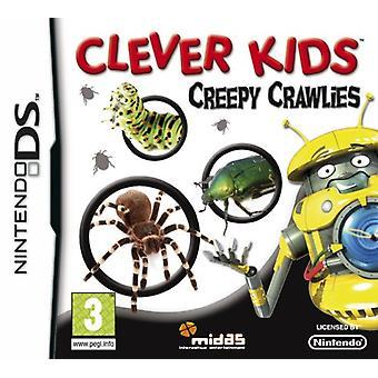 Kloge børn Creepy Crawlies (Nintendo DS)