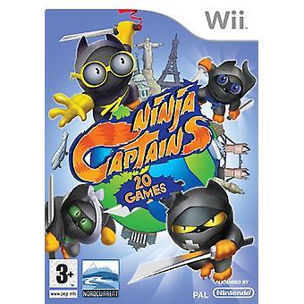 Ninja kapiteins (Wii)