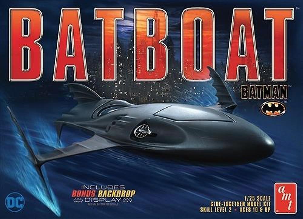 AMT 01 25 modèle Batboat Bathomme