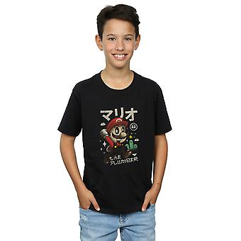 Vincent Trinidad Boys Kawaii Plumber T-Shirt