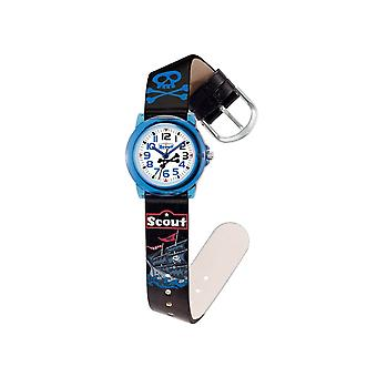 Scout montre enfant apprentissage Crystal - pirate garçons Watch 280305016