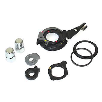 Shimano accessories for 8-speed nexus (coaster brake) / / no clip/ring gear
