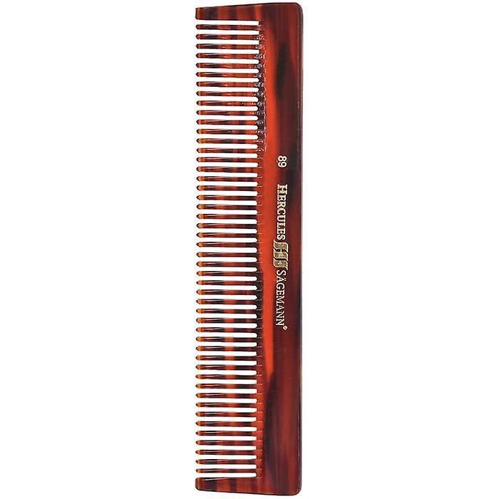 Hercules Sagemann Hair Comb Sawcut 7.5