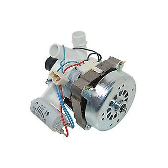 Indesit Dishwasher Wash Motor and Pump Assembly