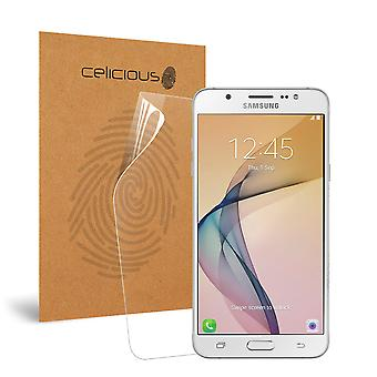 Celicious Impact Anti-Shock Shatterproof Screen Protector Film Compatible with Samsung Galaxy On8