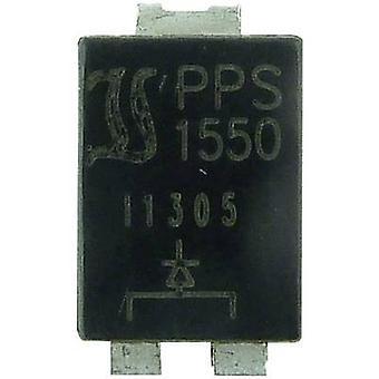 Diotec Schottky gelijkrichter PPS1545 PowerSMD 45 V Single