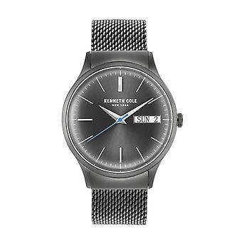 Kenneth Cole New York men's watch wristwatch stainless steel KC50587003