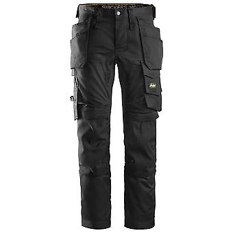 AllroundWork, Stretch Trousers Holster Pockets - 6241