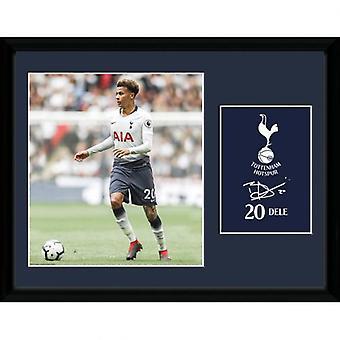 Tottenham Hotspur Picture Dele 16 x 12