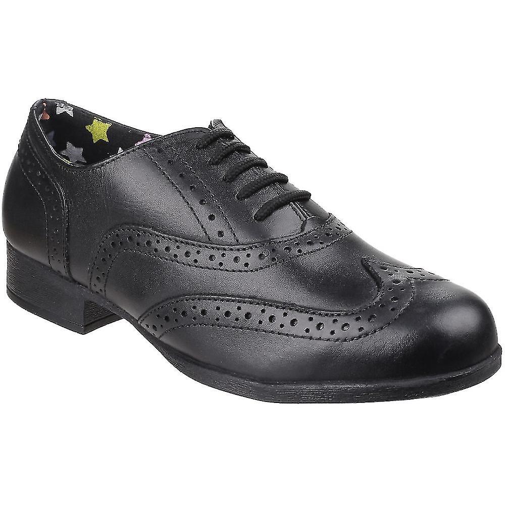 Senior Chaussures Filles Hush Puppies Kada School nBpnR