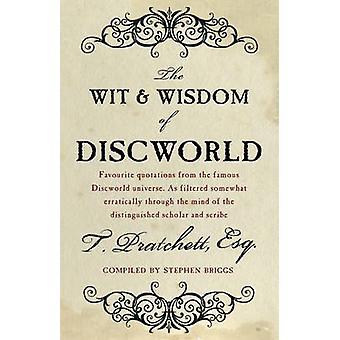 A inteligência e sabedoria do Discworld de Terry Pratchett - Stephen Briggs-