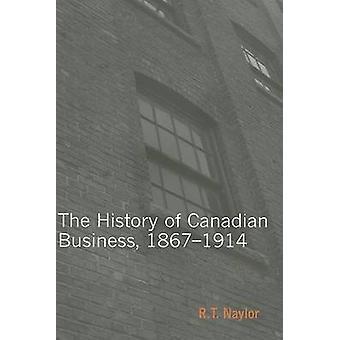 História da empresa canadense por R. T. Naylor - Paul C. Phillips - Mel