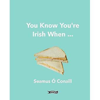 Vous savez que vous êtes irlandais quand... par Seamus O'Conaill - Bo 9781847178527