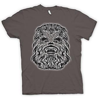 Mens T-shirt - Star Wars - Chewbacca