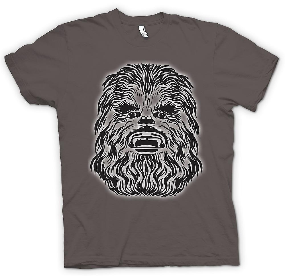 Mens T-shirt - Star Wars - Chewbacca