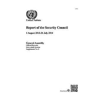 Rapport du Conseil de sécurité par les Nations Unies - département de Gener