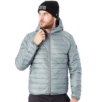 Pull-In Grey Boundary - Down Filled Jacket