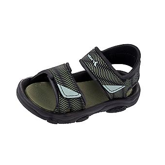 Rider Baby RS 2 Infant Sandals - Black and Khaki