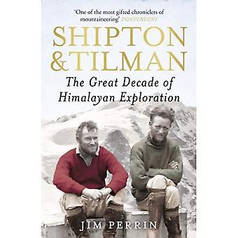 Shipton e Tilman