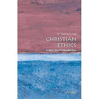 Christian Etyka: Bardzo krótkie wprowadzenie