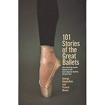 101 Stories of the Great Ballets (A Doubleday Dolphin Book)