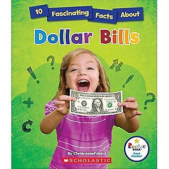 10 faszinierende Fakten über Dollarscheine (Rookie Starfact Finder)