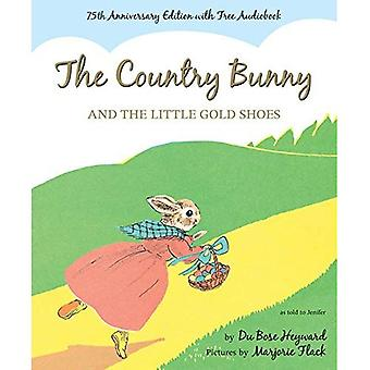 The Country Bunny and the Little Gold Shoes with Access Code