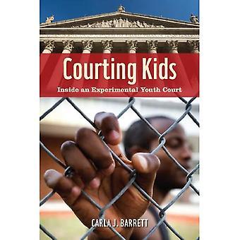 Bejle børn: inde i en eksperimentel ungdom domstol (Alternative kriminologi)