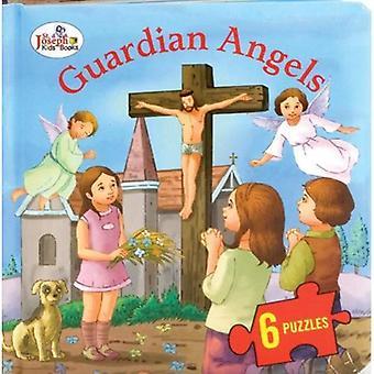 Anges gardiens (St. Joseph débutant Puzzle Book)