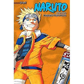 Naruto 3-in1-Ausgabe 4